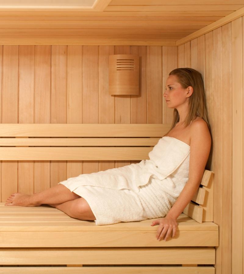 La sauna fuente de salud y bienestar freixanet wellness - Productos para sauna ...