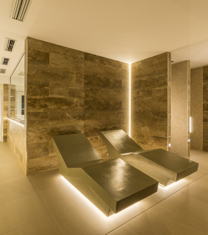 Freixanet Wellness installs the new spa for Marsol Hotels.