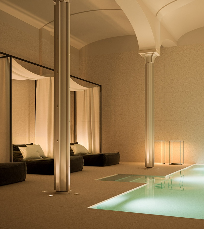 Freixanet Wellness develops a new spa in Barcelona for Yurbban Hotels.