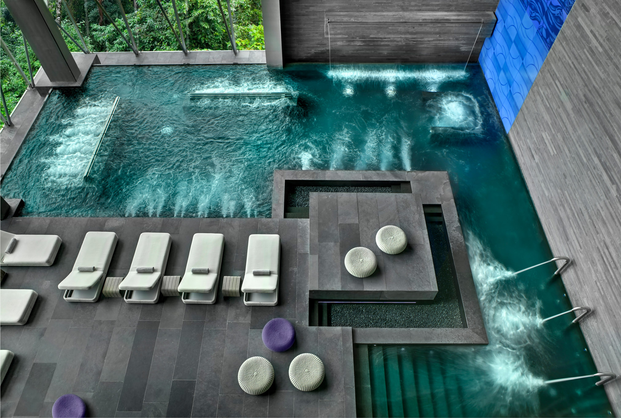 Freixanet wellness projects dise o spa saunas ba os de for Como disenar un hotel