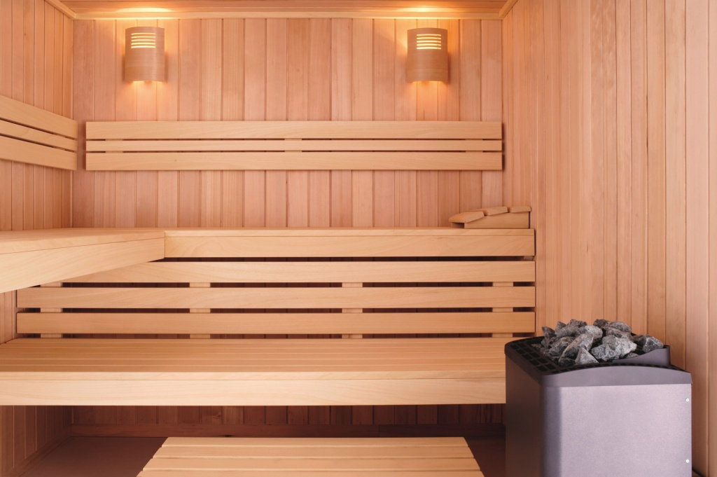 Sauna casual versatilidad y confort freixanet wellness projects - Productos para sauna ...