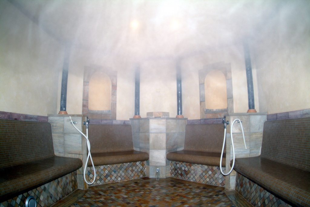 Baño De Vapor | Wellpro Steam Bath W Professional Freixanet Wellness Projects