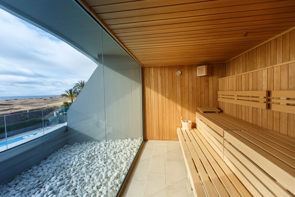 Saunas Profesionales Perfectas Para 225 Reas Wellness
